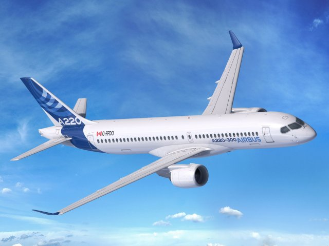 Clubdeal Investment Aircraft A220-300