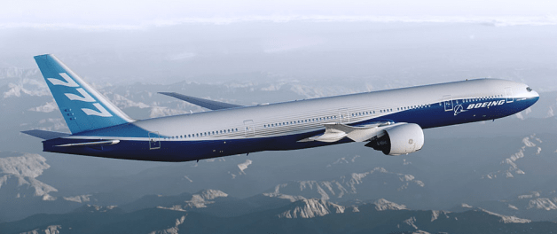 Investment Aircraft B777