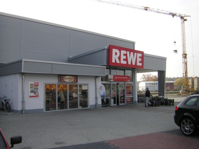 Real Estate Investment Rewe Markt
