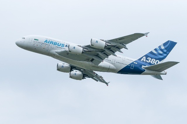 investment aircraft a 380