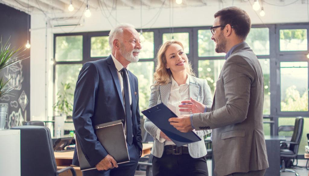 Private Equity: Investieren mit erfahrenen Partnern.